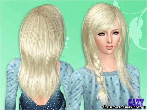 Sims 3 Прически
